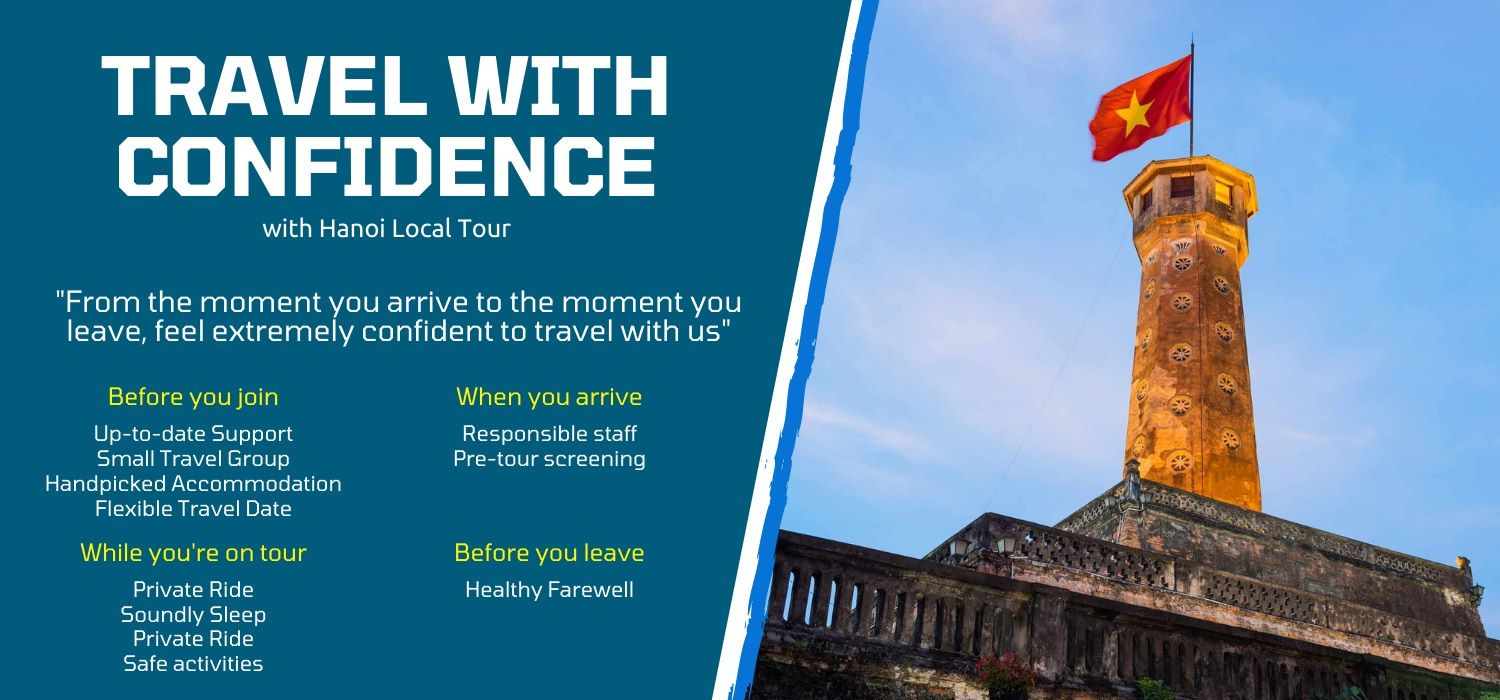 Travel hanoi tour packages with extreme confidence