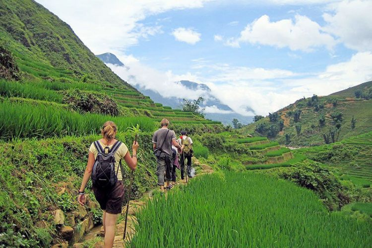 Trekking in Sapa Tour from Hanoi