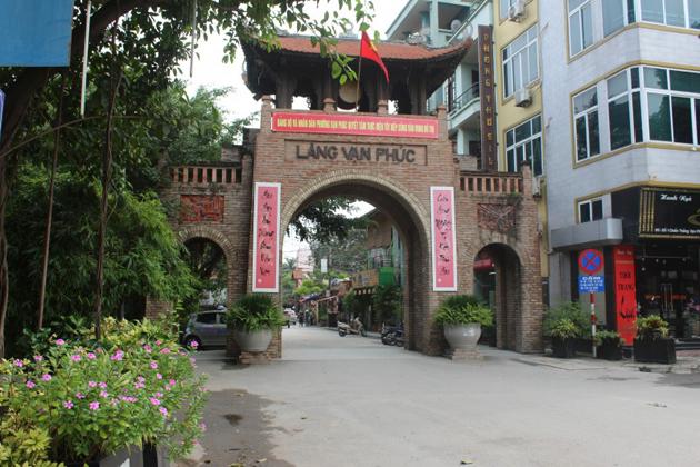 Van Phuc village Hanoi Tour