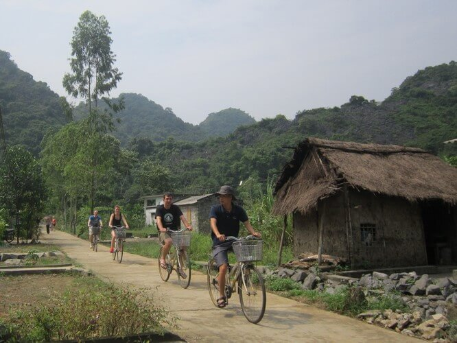 Viet Hai Village Biking