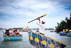 Hoi An Basket Boat tours hanoi