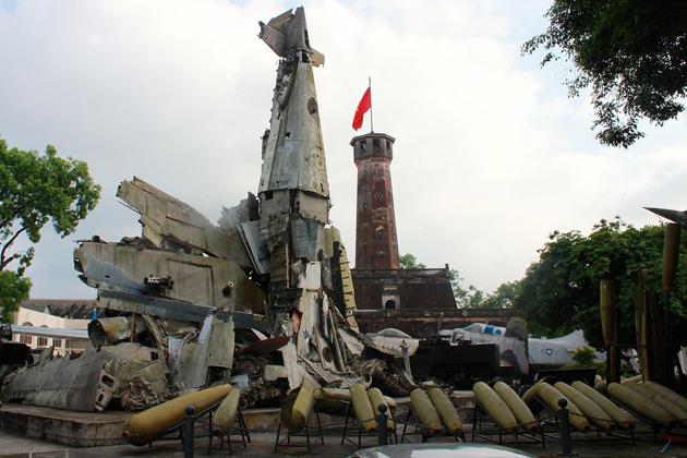 Vietnam Military History Museum history