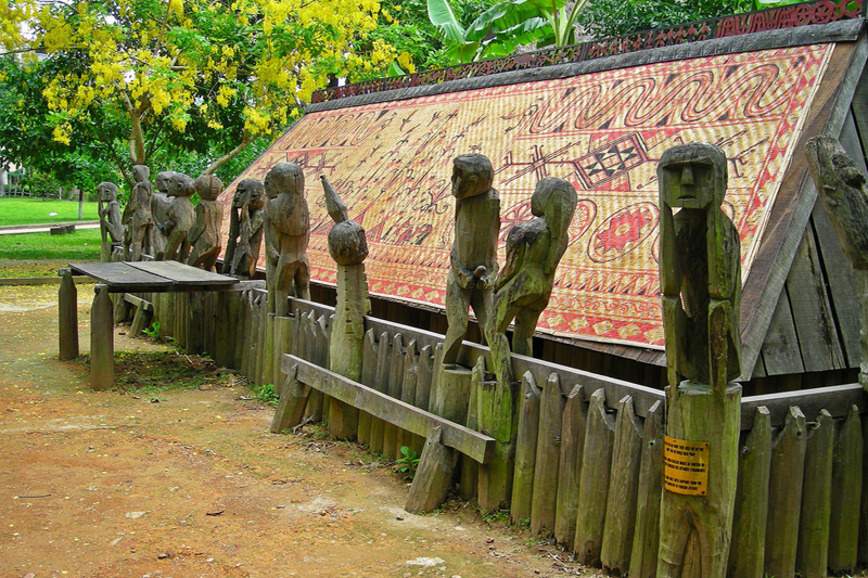 Vietnam Museum of Ethnology hanoi local tour