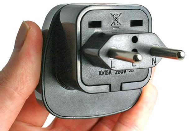 Power Plug for Vietnam Travel