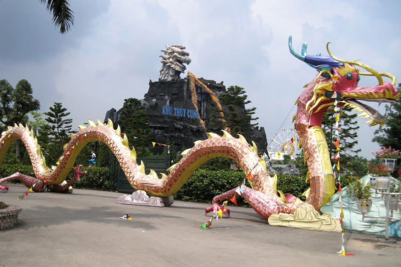 Vietnamese Culture Promoted in Bao Son Paradise Park