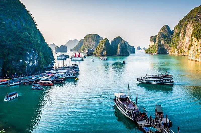 Halong Bay from Hanoi Day Trips