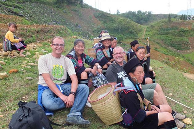 Visit Ma Tra Village