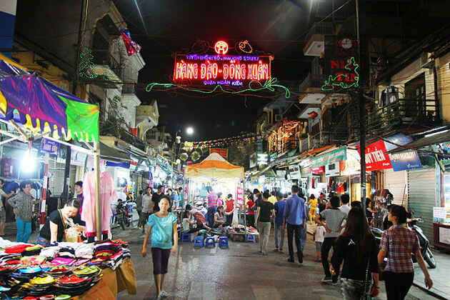 Hanoi Walking Street Essential Guides