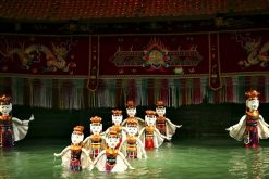Water Puppet Show in Hanoi Tour