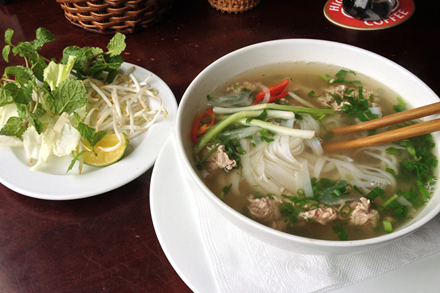 What Do Vietnamese Have for Breakfast - Pho