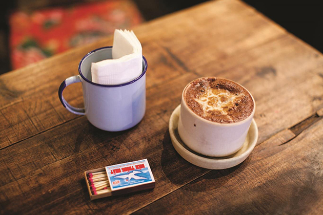 What is Vietnamese Egg Coffee