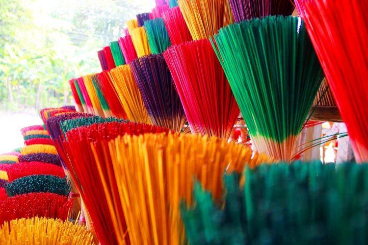 Yen Phu Incense Village
