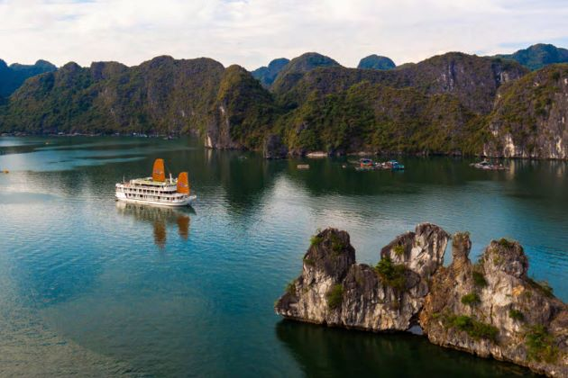 halong bay tours from hanoi