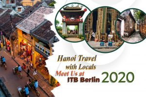 hanoi local tour to attend itb berlin 2020