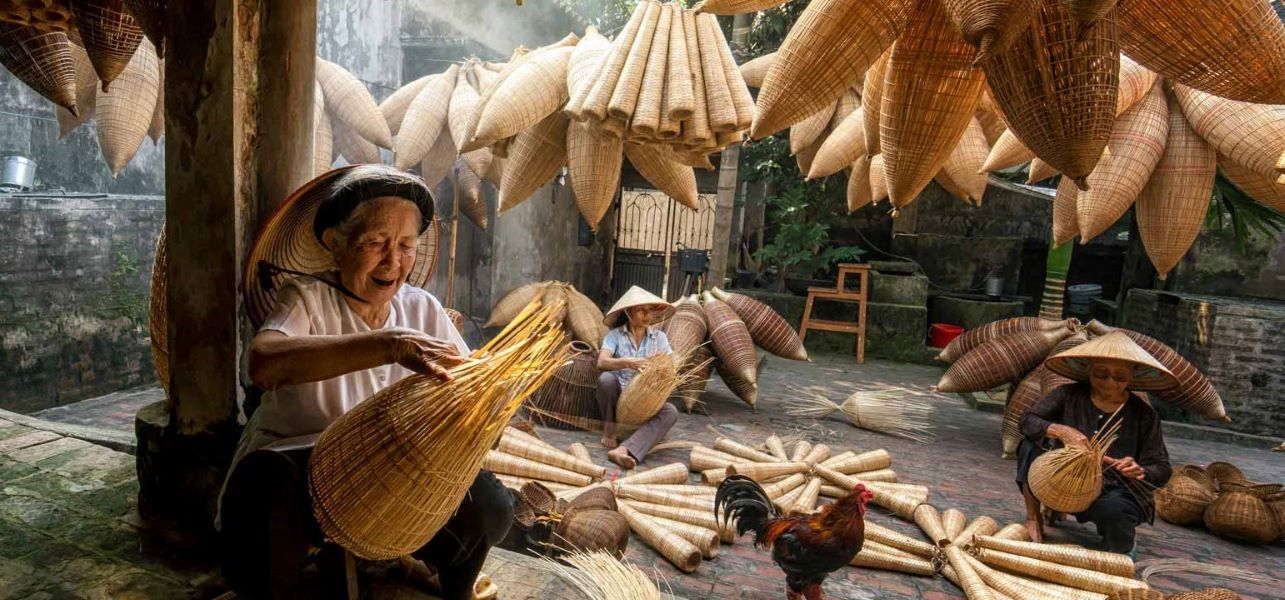 hanoi trips to traditional village special summer promotion