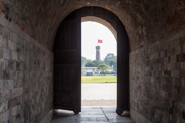 history of thang long imperial citadel