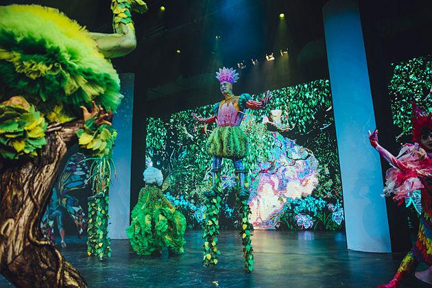 ionah show hanoi tour
