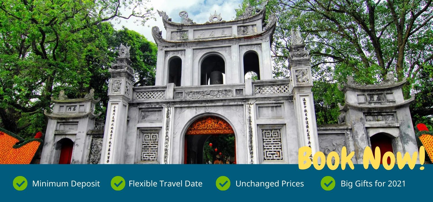 replan your hanoi tour packages