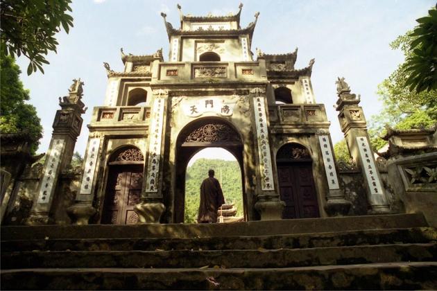 thien tru pagoda perfume pagoda