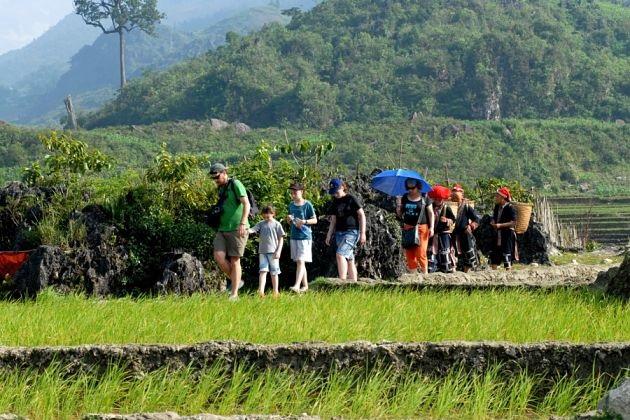Giang Ta Chai Village Vietnam Tour